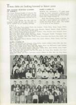 1952 West High School Yearbook Page 62 & 63