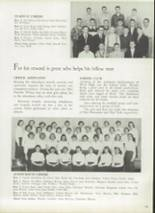 1952 West High School Yearbook Page 64 & 65