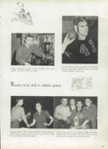 1952 West High School Yearbook Page 70 & 71