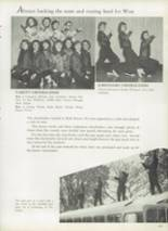 1952 West High School Yearbook Page 72 & 73