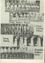 1952 West High School Yearbook Page 90 & 91