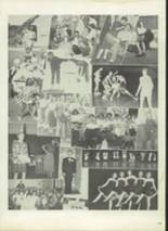 1952 West High School Yearbook Page 98 & 99