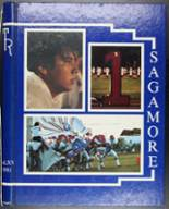 1981 Yearbook Theodore Roosevelt High School
