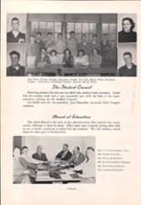 1950 Clarkston-Adams High School Yearbook Page 18 & 19