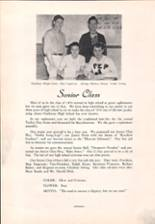 1950 Clarkston-Adams High School Yearbook Page 22 & 23