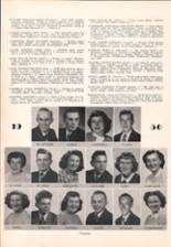 1950 Clarkston-Adams High School Yearbook Page 26 & 27