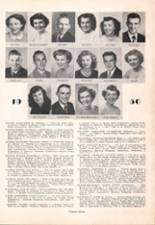 1950 Clarkston-Adams High School Yearbook Page 28 & 29