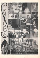 1950 Clarkston-Adams High School Yearbook Page 30 & 31