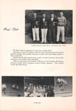 1950 Clarkston-Adams High School Yearbook Page 44 & 45