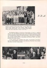 1950 Clarkston-Adams High School Yearbook Page 46 & 47