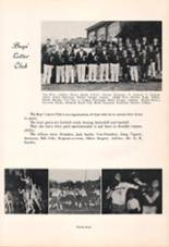 1950 Clarkston-Adams High School Yearbook Page 48 & 49