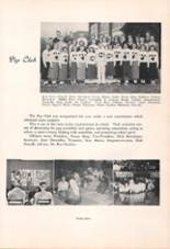 1950 Clarkston-Adams High School Yearbook Page 50 & 51