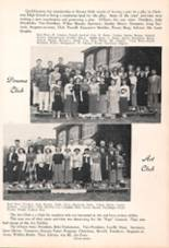 1950 Clarkston-Adams High School Yearbook Page 52 & 53