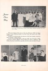 1950 Clarkston-Adams High School Yearbook Page 54 & 55