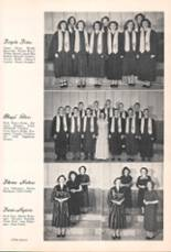 1950 Clarkston-Adams High School Yearbook Page 62 & 63
