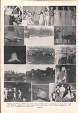 1950 Clarkston-Adams High School Yearbook Page 86 & 87