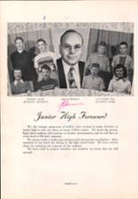 1950 Clarkston-Adams High School Yearbook Page 92 & 93
