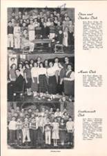 1950 Clarkston-Adams High School Yearbook Page 98 & 99