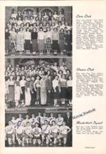 1950 Clarkston-Adams High School Yearbook Page 100 & 101