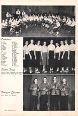 1950 Clarkston-Adams High School Yearbook Page 106 & 107