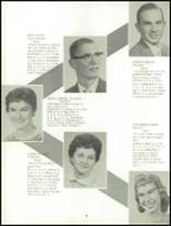 1960 Chesterfield-Dover High School Yearbook Page 10 & 11