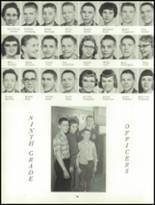 1960 Chesterfield-Dover High School Yearbook Page 20 & 21