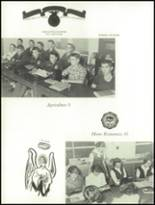 1960 Chesterfield-Dover High School Yearbook Page 38 & 39