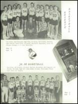1960 Chesterfield-Dover High School Yearbook Page 50 & 51
