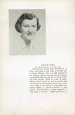 1951 Oxford School for Girls Yearbook Page 12 & 13
