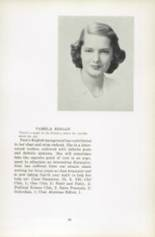1951 Oxford School for Girls Yearbook Page 26 & 27