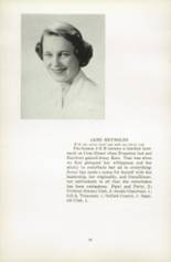 1951 Oxford School for Girls Yearbook Page 32 & 33