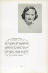 1951 Oxford School for Girls Yearbook Page 34 & 35