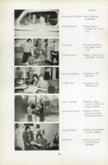 1951 Oxford School for Girls Yearbook Page 50 & 51