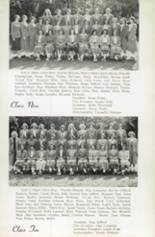 1951 Oxford School for Girls Yearbook Page 54 & 55