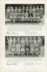 1951 Oxford School for Girls Yearbook Page 64 & 65