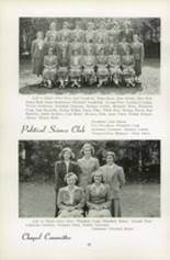 1951 Oxford School for Girls Yearbook Page 66 & 67