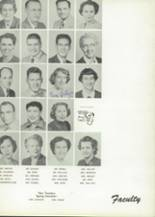 1955 Camden High School Yearbook Page 14 & 15