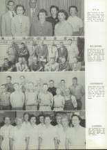 1955 Camden High School Yearbook Page 16 & 17