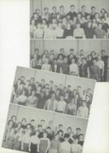 1955 Camden High School Yearbook Page 40 & 41