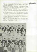 1955 Camden High School Yearbook Page 42 & 43