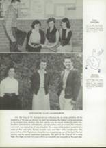 1955 Camden High School Yearbook Page 44 & 45