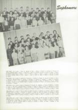 1955 Camden High School Yearbook Page 46 & 47