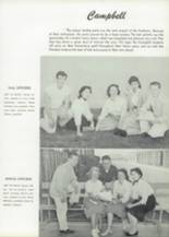 1955 Camden High School Yearbook Page 52 & 53