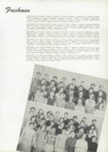 1955 Camden High School Yearbook Page 56 & 57