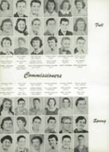 1955 Camden High School Yearbook Page 66 & 67