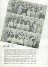 1955 Camden High School Yearbook Page 68 & 69