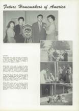 1955 Camden High School Yearbook Page 70 & 71