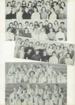 1955 Camden High School Yearbook Page 74 & 75