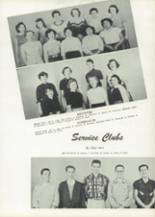 1955 Camden High School Yearbook Page 76 & 77