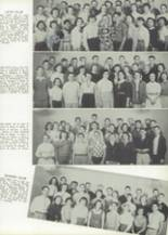 1955 Camden High School Yearbook Page 80 & 81